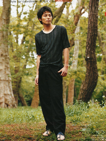 敬司郎 Keishiro Mens Fashion Model モデル事務所GRANDIA
