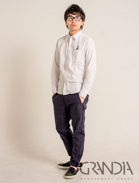 瀬崎 良太 Ryota Sezaki Mens Fashion Model モデル事務所GRANDIA