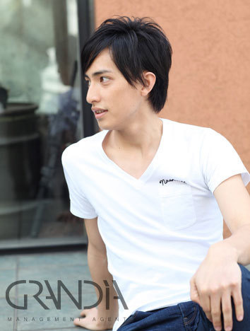 平川 洸輔 Kosuke Hirakawa Mens Fashion Model モデル事務所GRANDIA